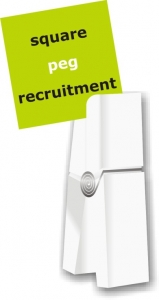 Square Peg Recruitment Logo