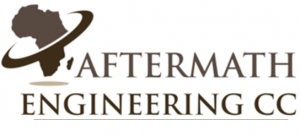 AFTERMATH ENGINEERING Logo