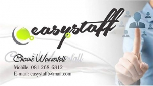 EasyStaff Job Recruitment Agency Logo